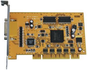 Intellispy DVR Card