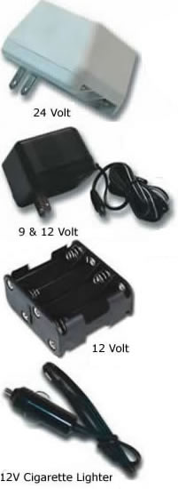 Power Supplies & Battery Pack
