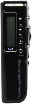 High Tech Digital Voice Recorder
